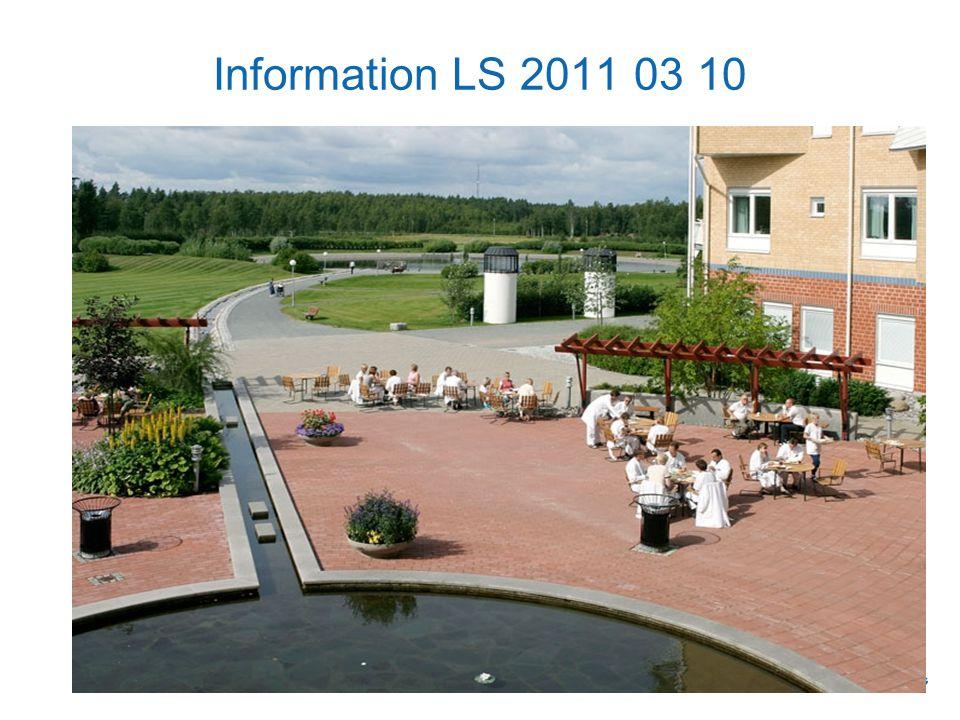 Information LS 2011 03 10