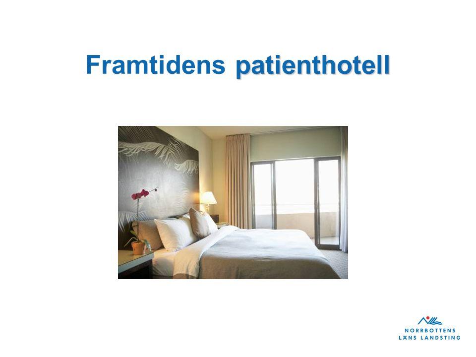 patienthotell Framtidens patienthotell