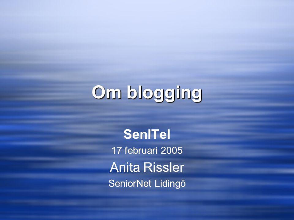 Sociala bokmärken  Digitalt leverne, gästfrihet, öppenhet  Dela med dig av nyttiga länkar.