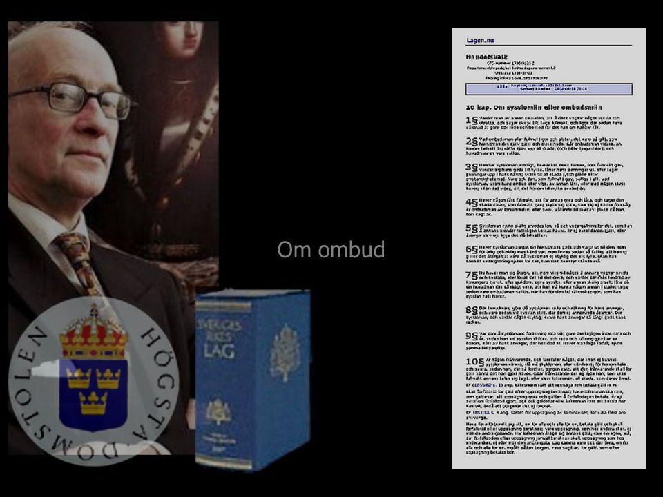 Om ombud Ombud