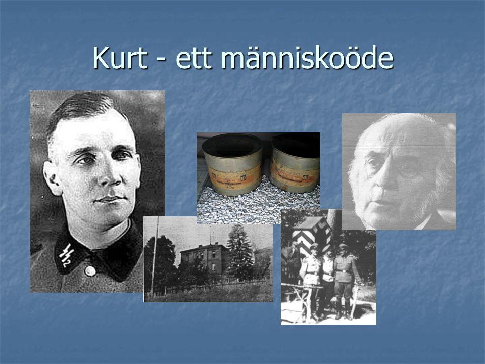 Kurt - ett människoöde