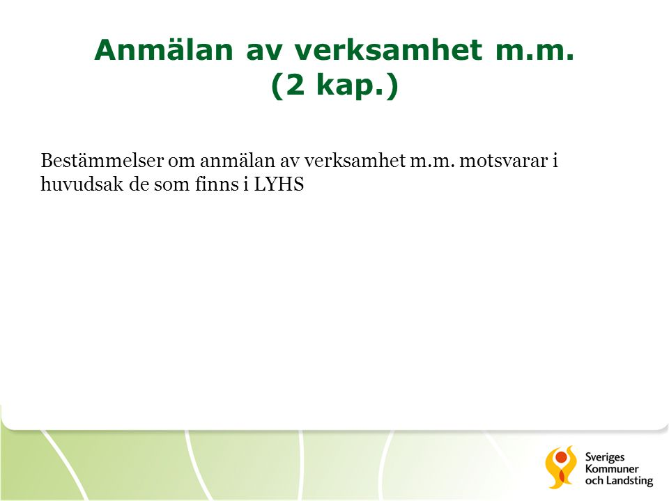 Socialstyrelsens tillsyn (kap.