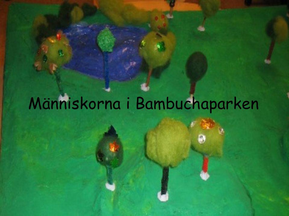 Människorna i Bambuchaparken