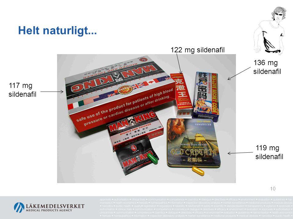 Helt naturligt... 10 117 mg sildenafil 119 mg sildenafil 136 mg sildenafil 122 mg sildenafil