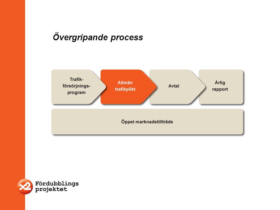 Övergripande process