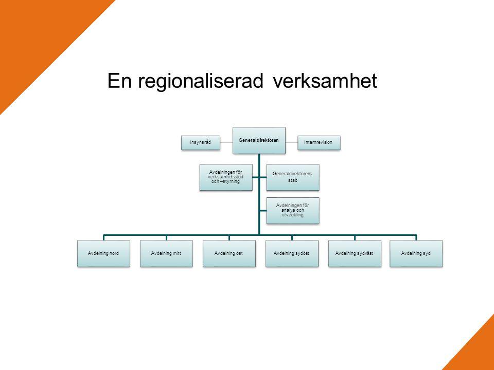 IVO ska utvecklas inom följande områden Tillsyn Analys Tillsynsåterföring Vägledning