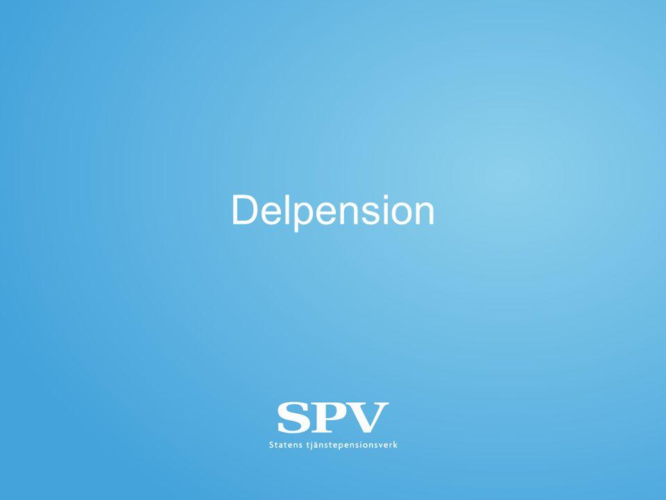 Delpension