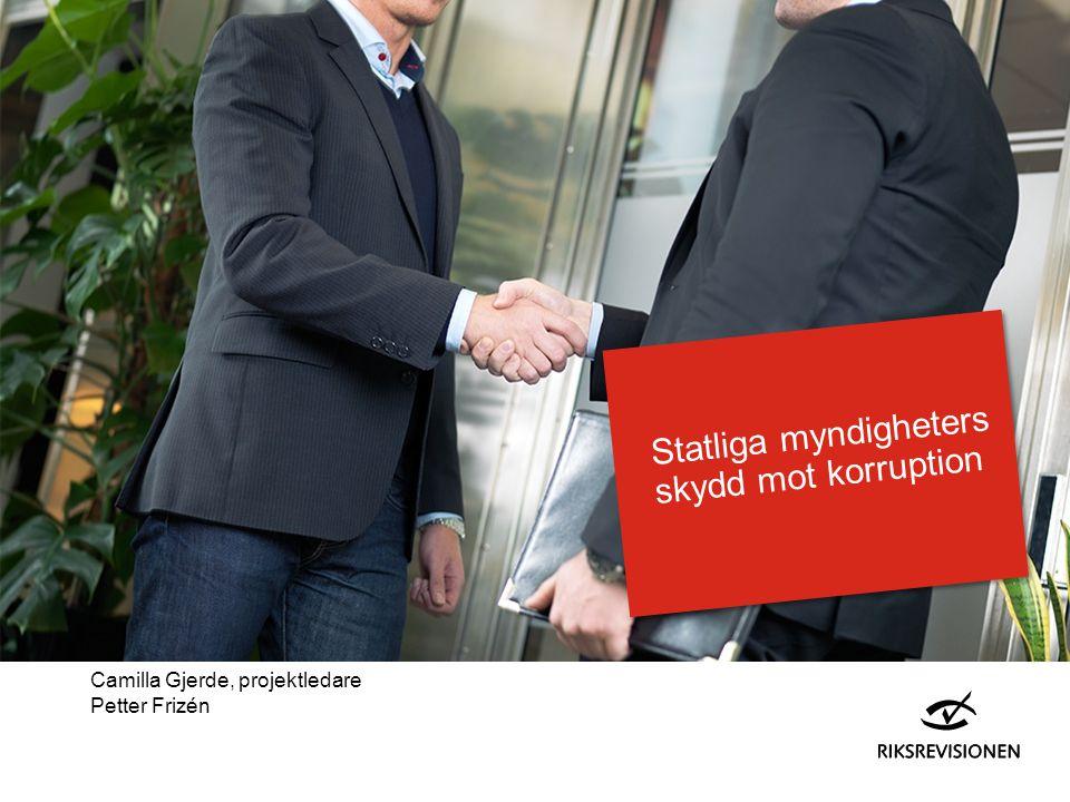 Ett steg in och en ny start – hur fungerar subventionerade anställningar för nyanlända? Camilla Gjerde, projektledare Petter Frizén Statliga myndighet
