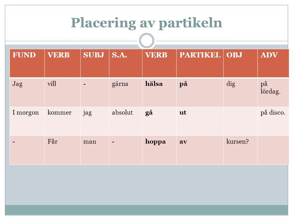 Gå Gå av – gå sönder/i delar Pennan gick av.Gå bort – avlida/dö Min farfar gick bort 2001.