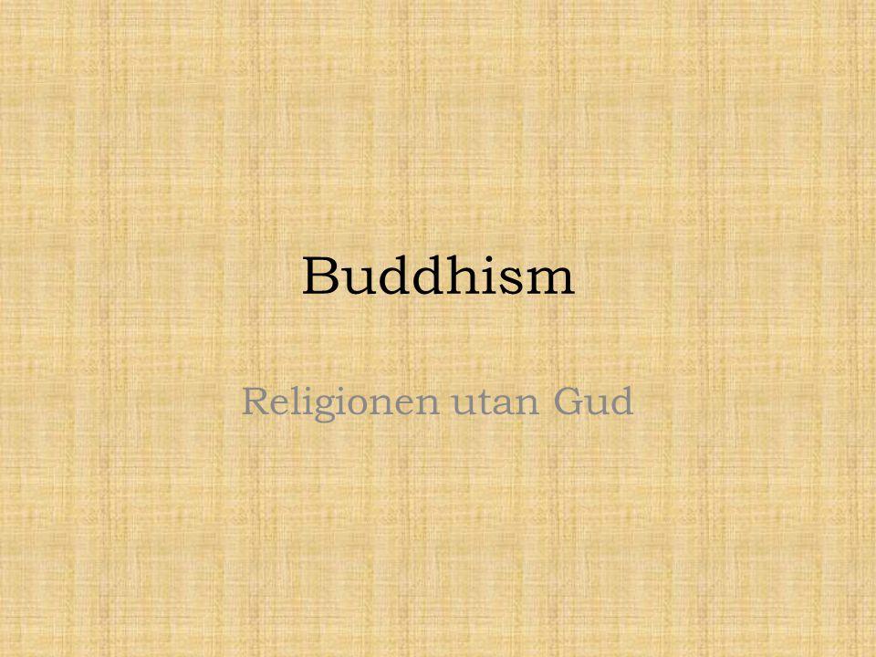 Buddhism Religionen utan Gud