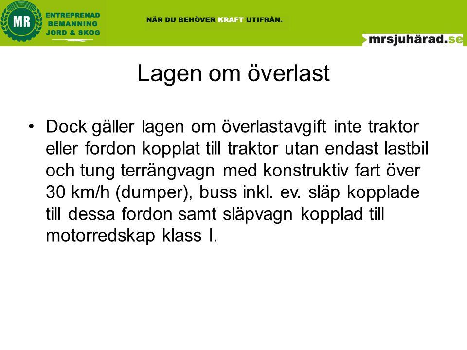 Sammanfattning •Yrkesmässig.Transport av grus, grävmaskiner, skogsmaskiner m.m.