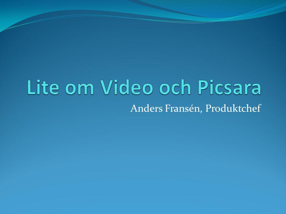 Anders Fransén, Produktchef