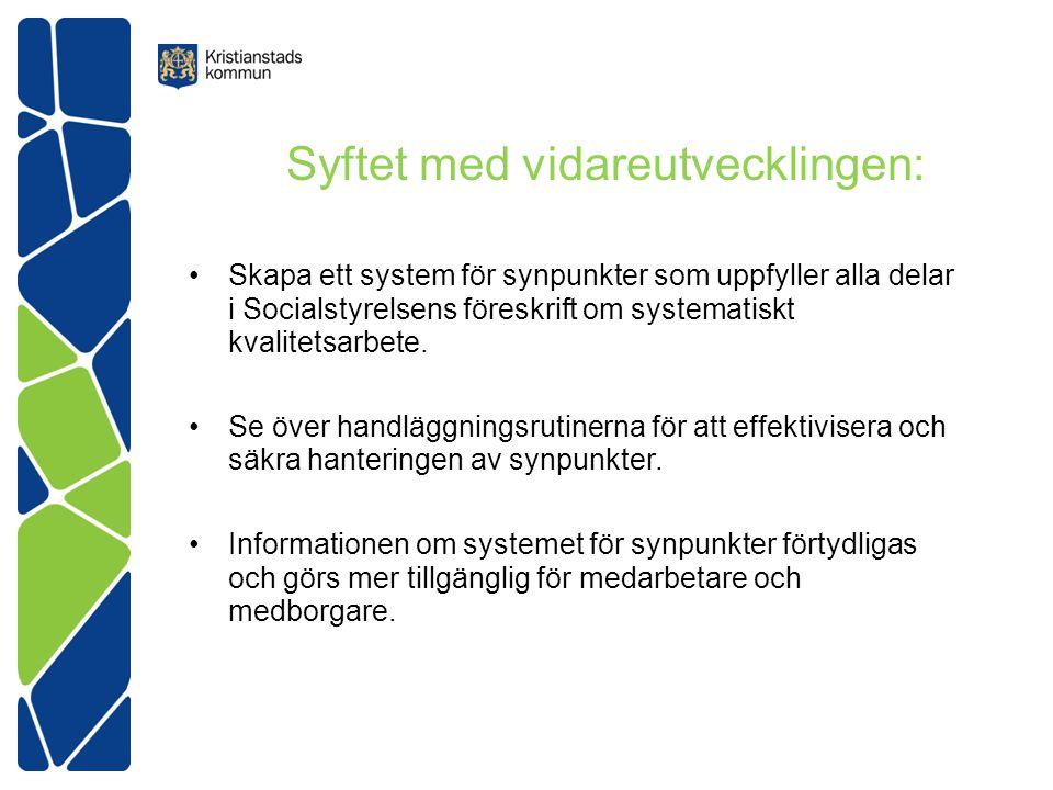 Lomma kommun ett bra exempel… www.lomma.se