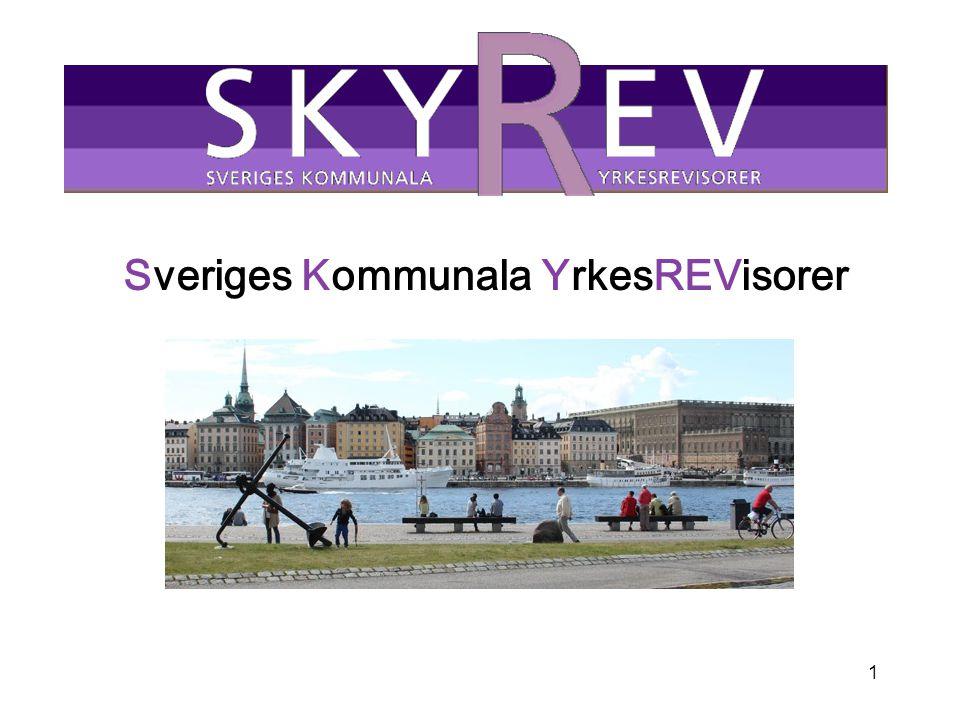 2 SKYREV • Föreningen bildades hösten 2000.• Drygt 350 medlemmar, varav ca 220 certifierade.