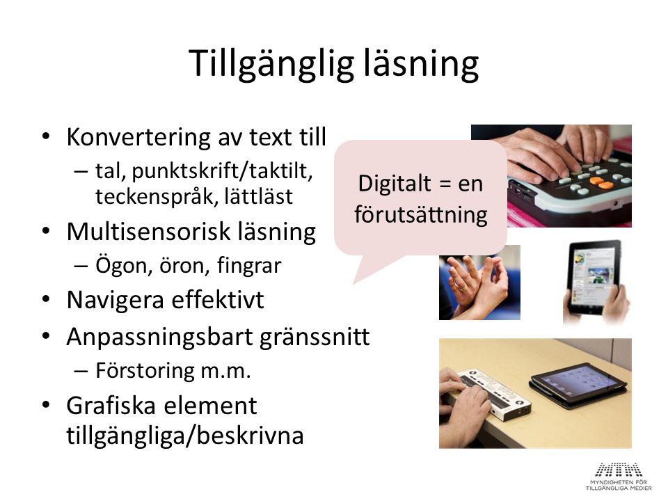 Användning av digitala medier 2013 Källa: Svenskarna och internet, Olle Findahl.SE 2013
