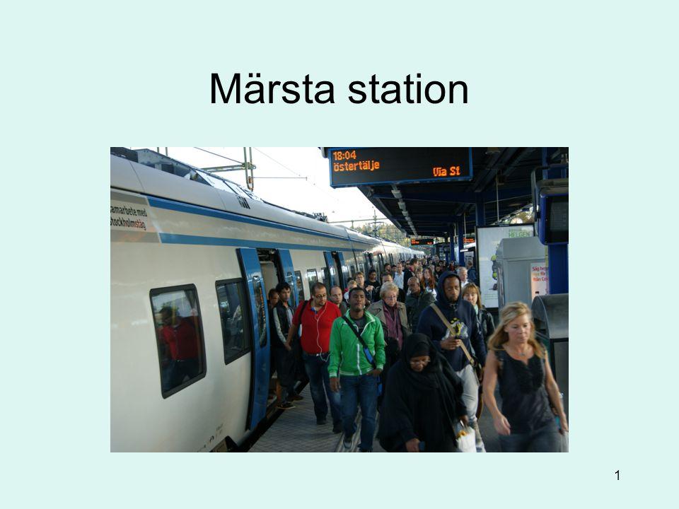 Märsta station 1