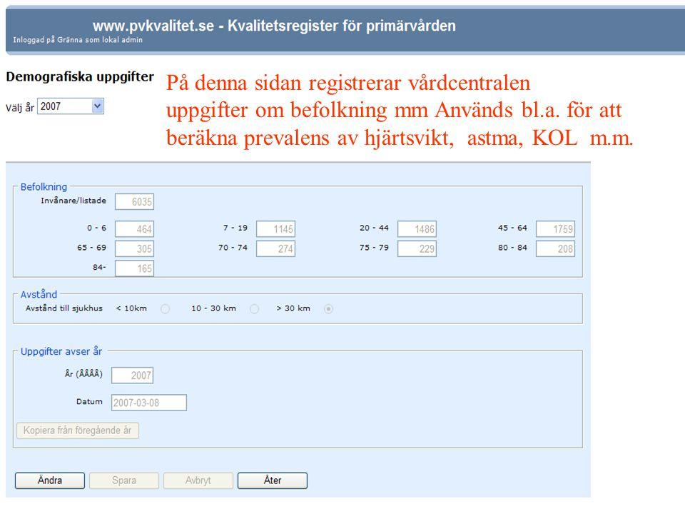 För att enkelt kunna sprida resultaten inom enheten och arbeta vidare med dem i förbättringsarbetet kan du få en PDF av resultat & bakgrunder