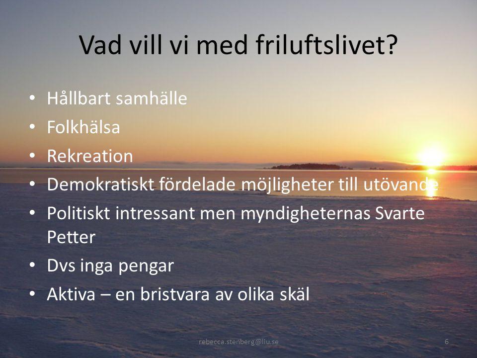 Att läsa mer i • Blomqvist, L.