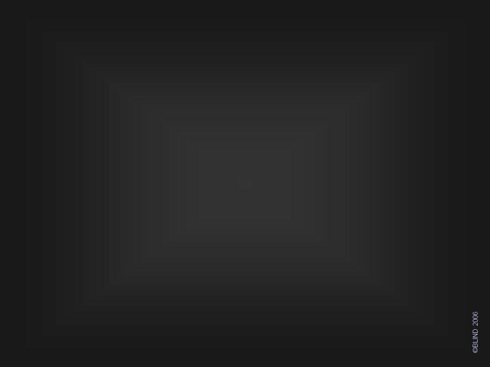 Jämförelse Freuds psykologi och behaviorismen •B•Beteendeförändring som åstadkommits genom erfarenhet eller övning Behaviorismen definierar INLÄRNING så här: Behaviorismen oktober 2006 Bild 12 © BLIND