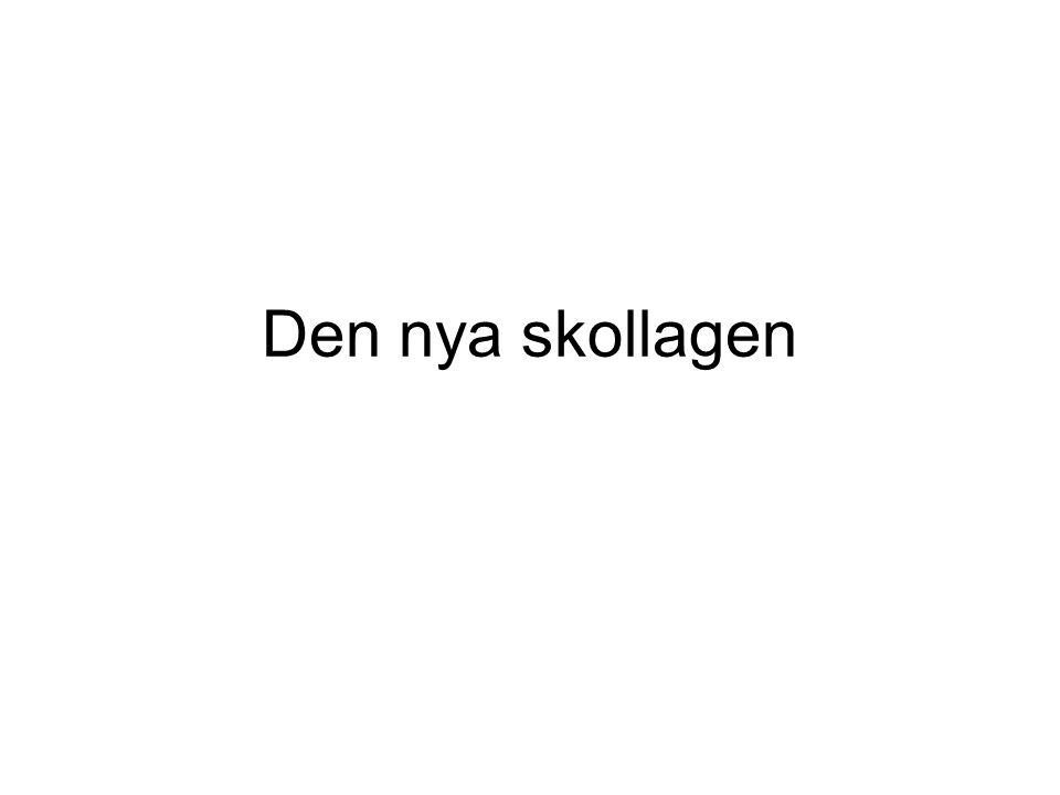Införs LÅ 2011/2012