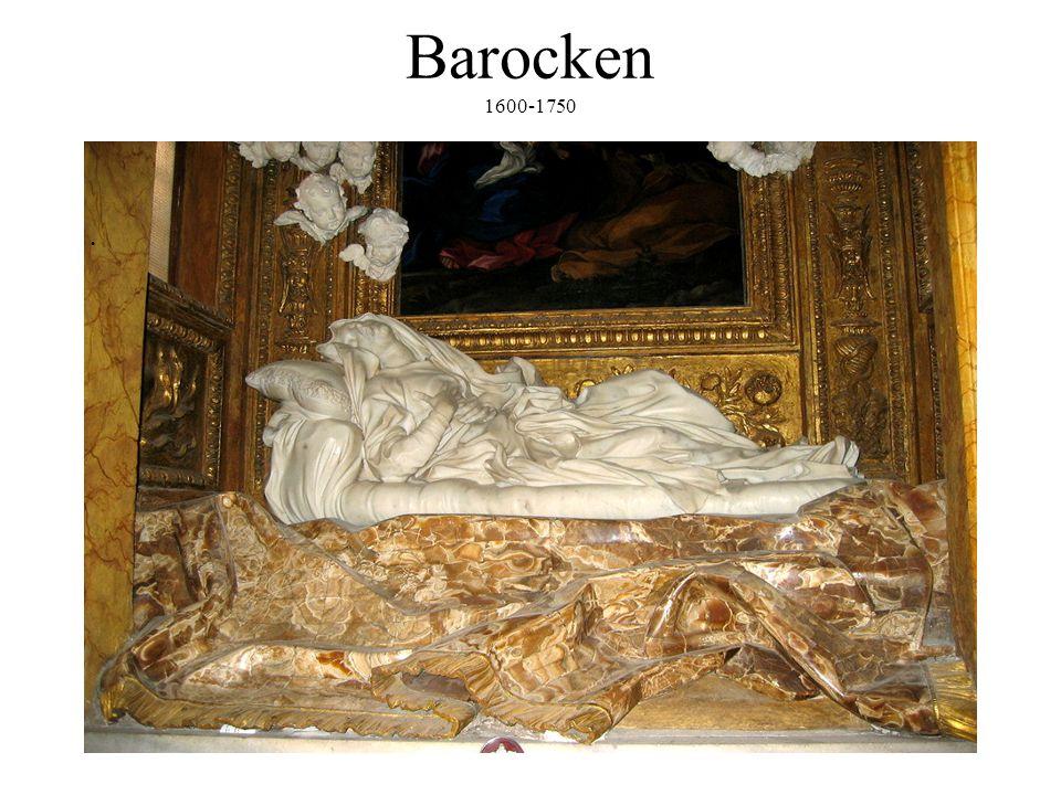 Barocken 1600-1750 •