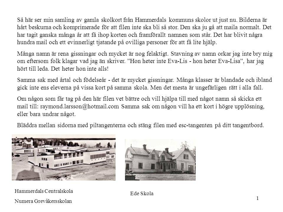 2 Edeskolan cirka 1958.
