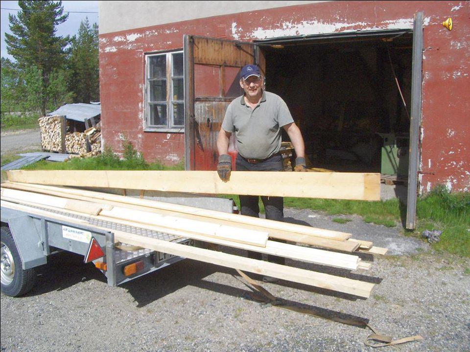 KravellKlink © Christian Ahlström Sambordet är båtens botten. Bordläggning