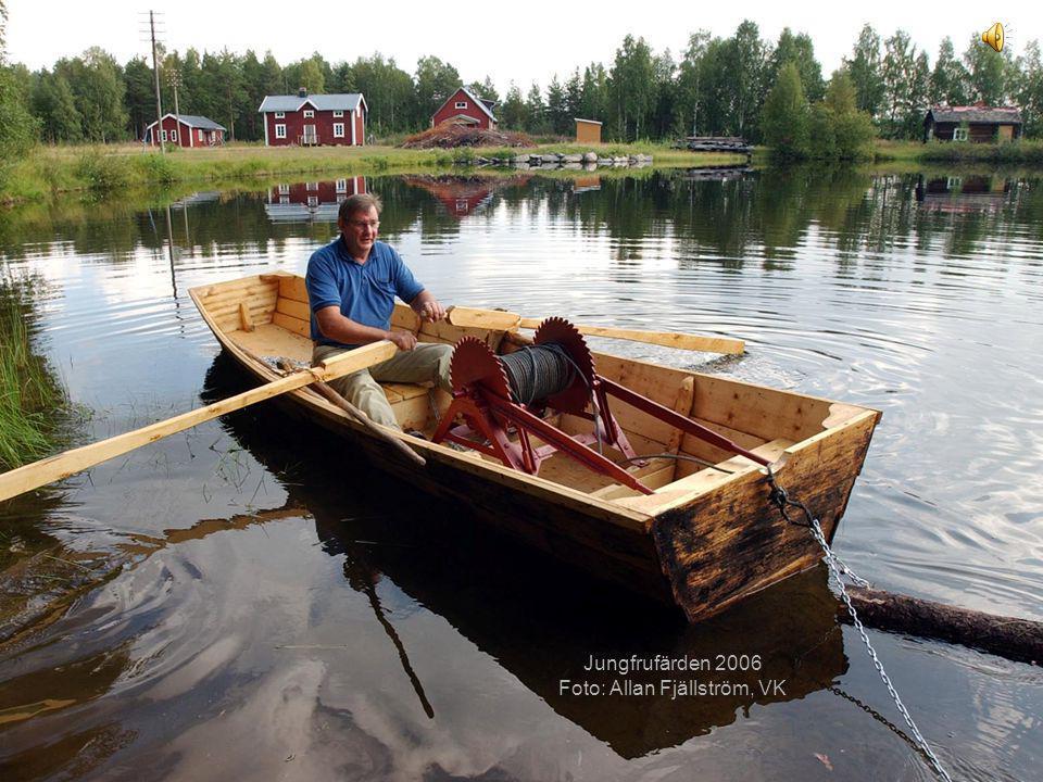 Jungfrufärden 2006 Foto: Allan Fjällström, VK