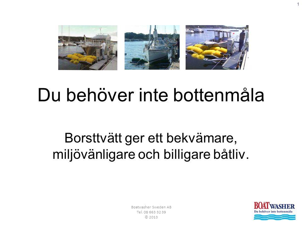 1 Boatwasher Sweden AB Tel.