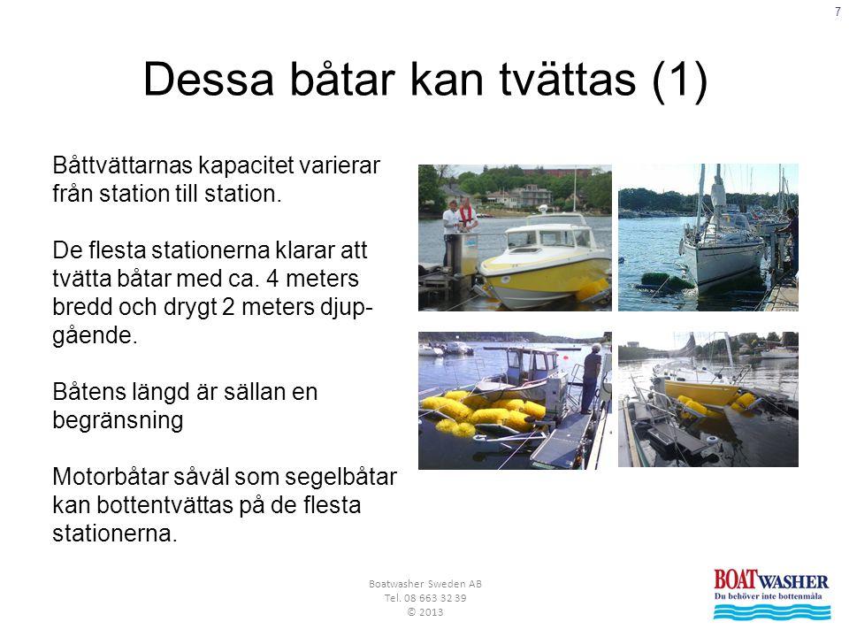 7 Boatwasher Sweden AB Tel.