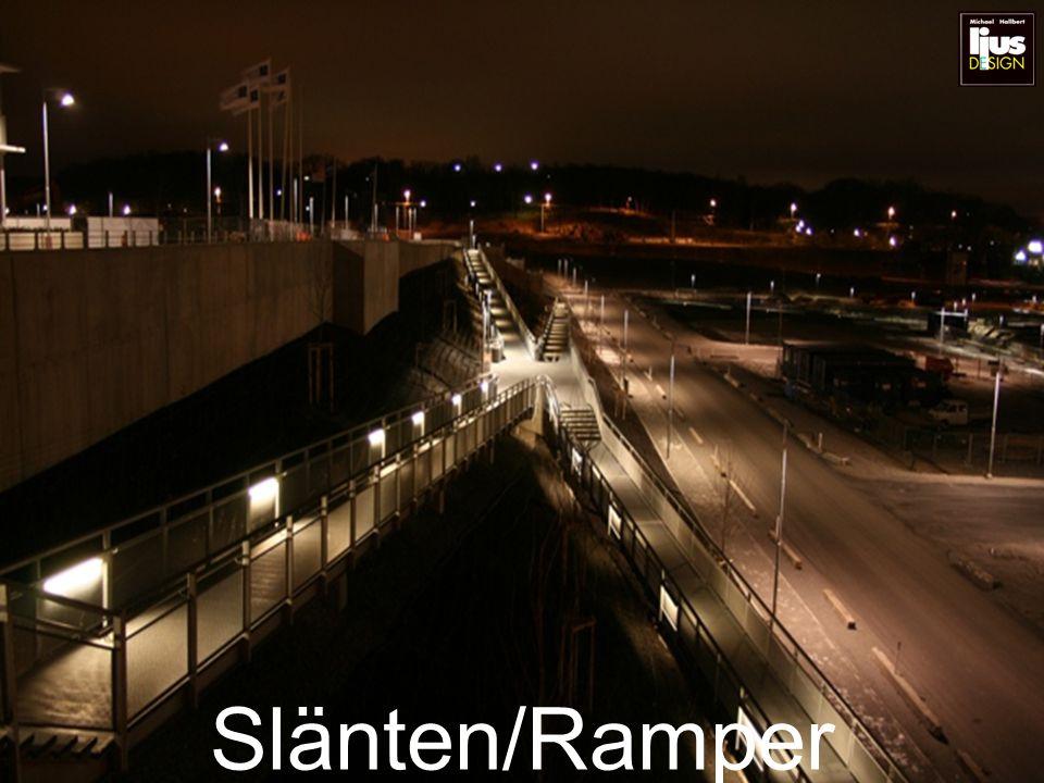 Slänten/Ramper