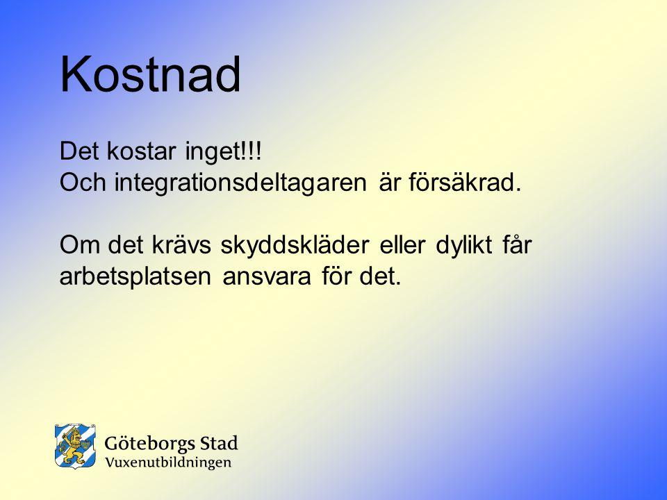 …är oerhört viktig för vårt framtida Göteborgsamhälle.