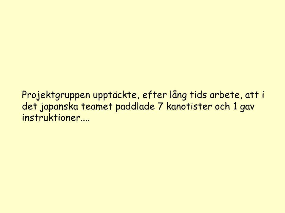 Det svenska företaget avskedade omedelbart paddlaren, med motiveringen, hans dåliga arbetsresultat.