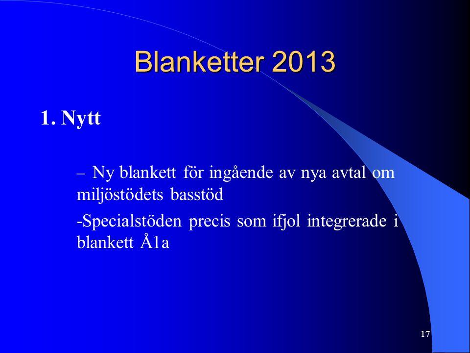 Blanketter 2013 1.