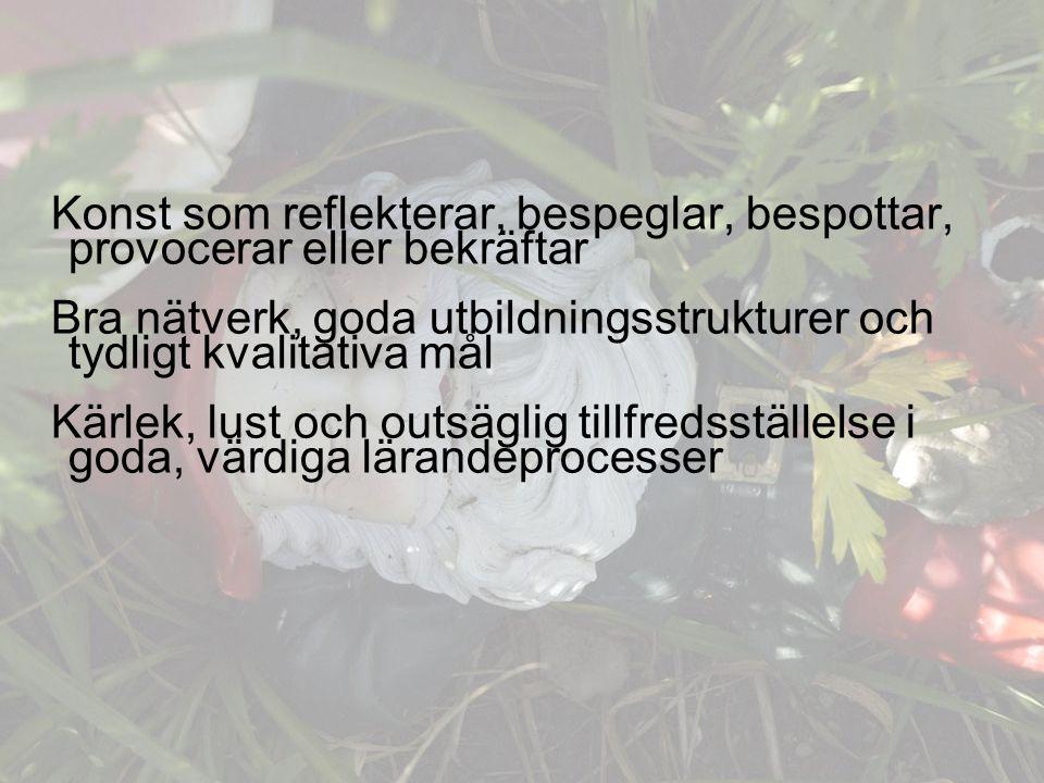 24 Aktuella •Språkliggörande av dans, Birgitta Sandström •Dance as embodied multimodal practice, Annika Notér Hooshidar • Komplett lista på: www.doch.se Vetenskapliga forskningsprojekt