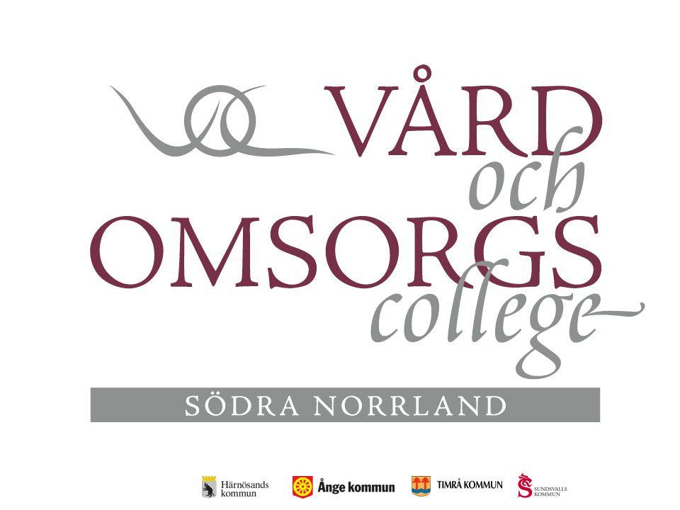 Vård och omsorgscollege Södra Norrland