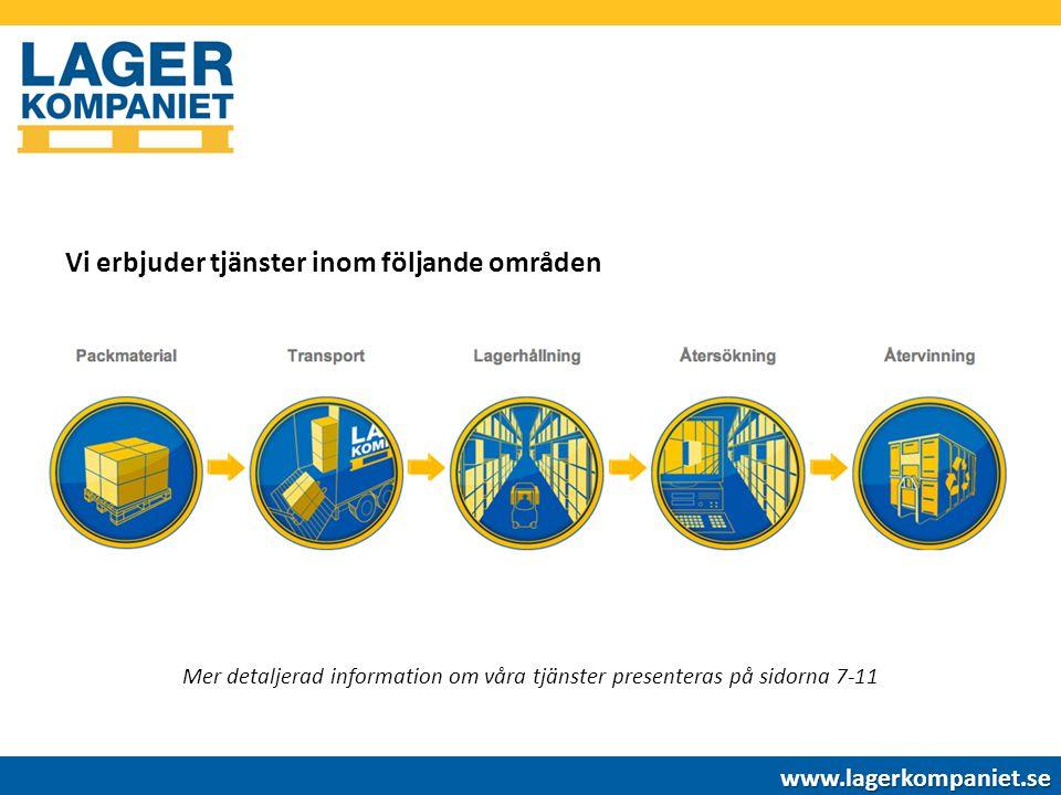 Kunderfarenhet www.lagerkompaniet.se