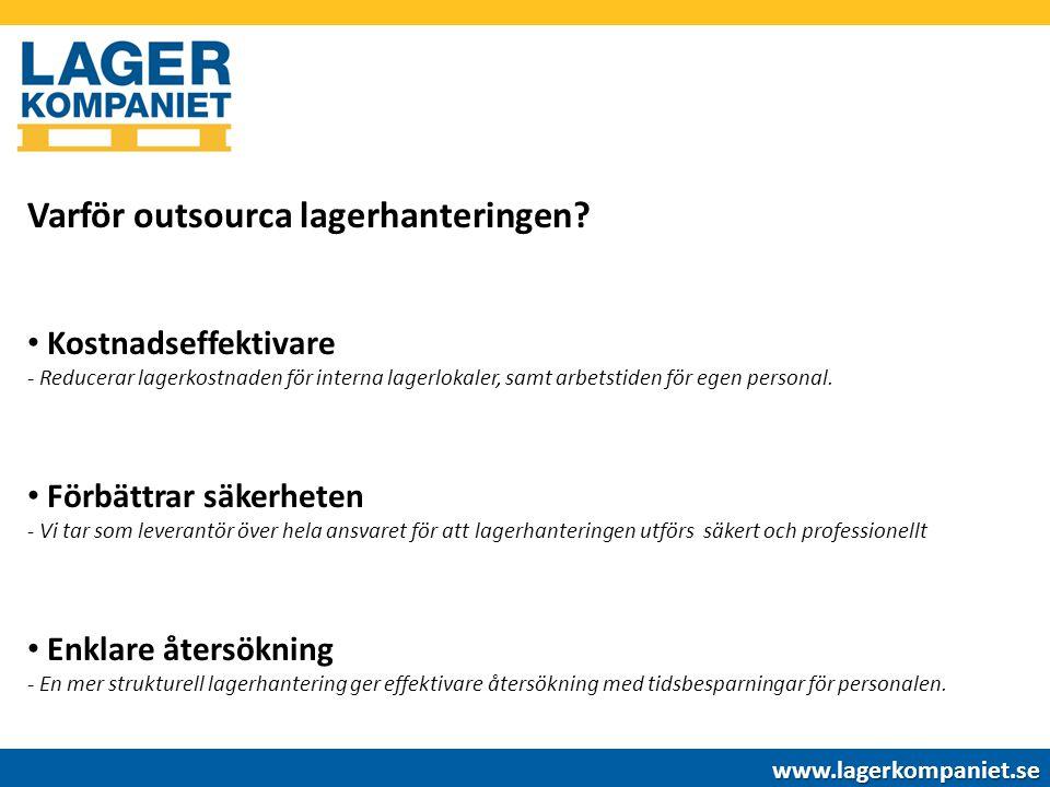 www.lagerkompaniet.se