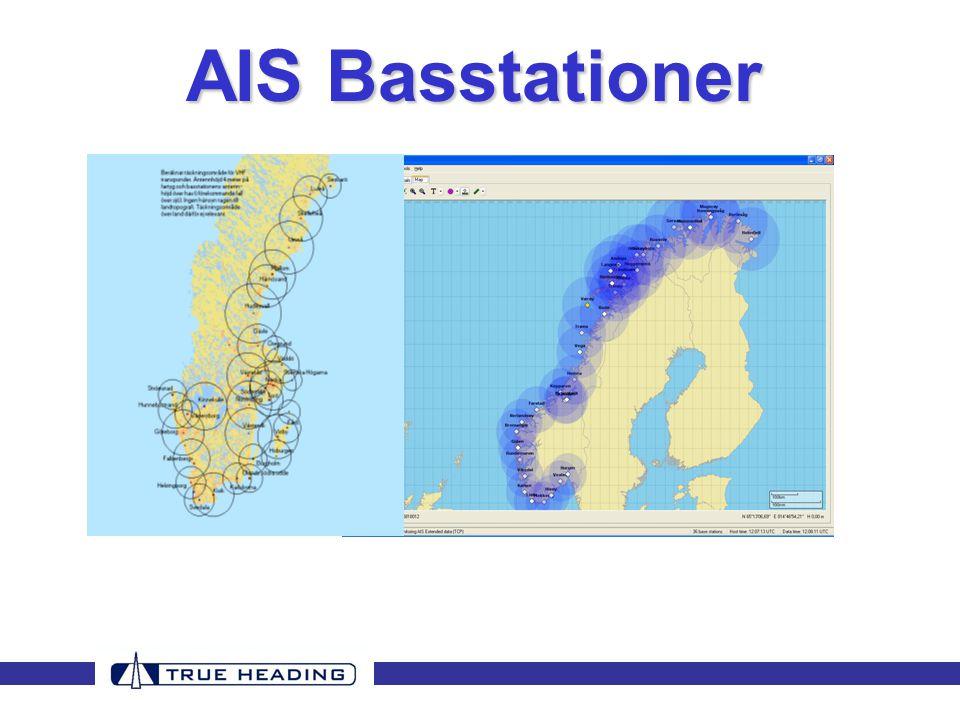 AIS Basstationer