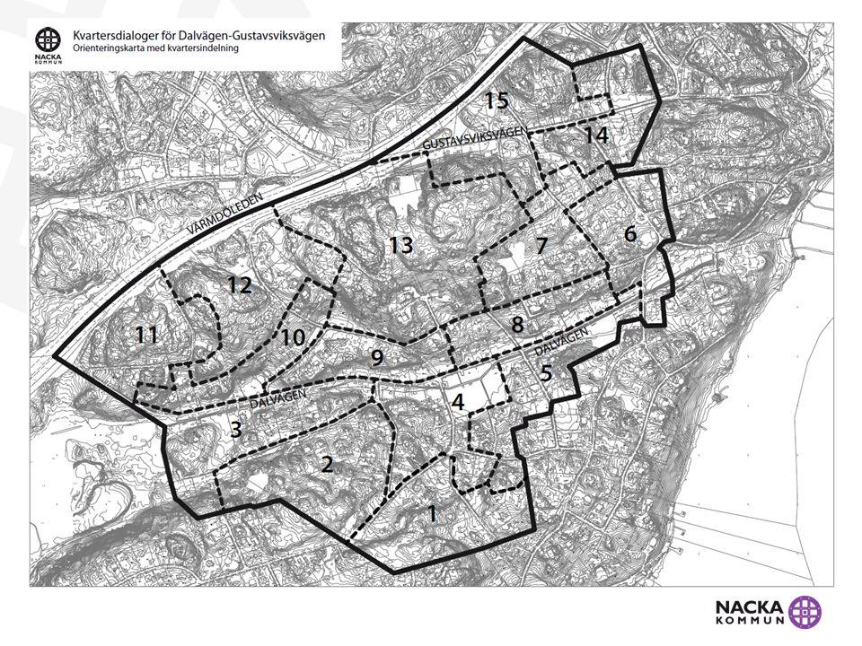 Förstudie • Utreder utformningen av gator • Utreder dagvattenförhållanden • Undersöker geotekniska förutsättningar