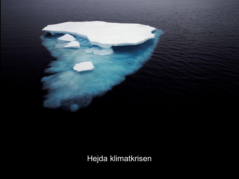 Hejda klimatkrisen