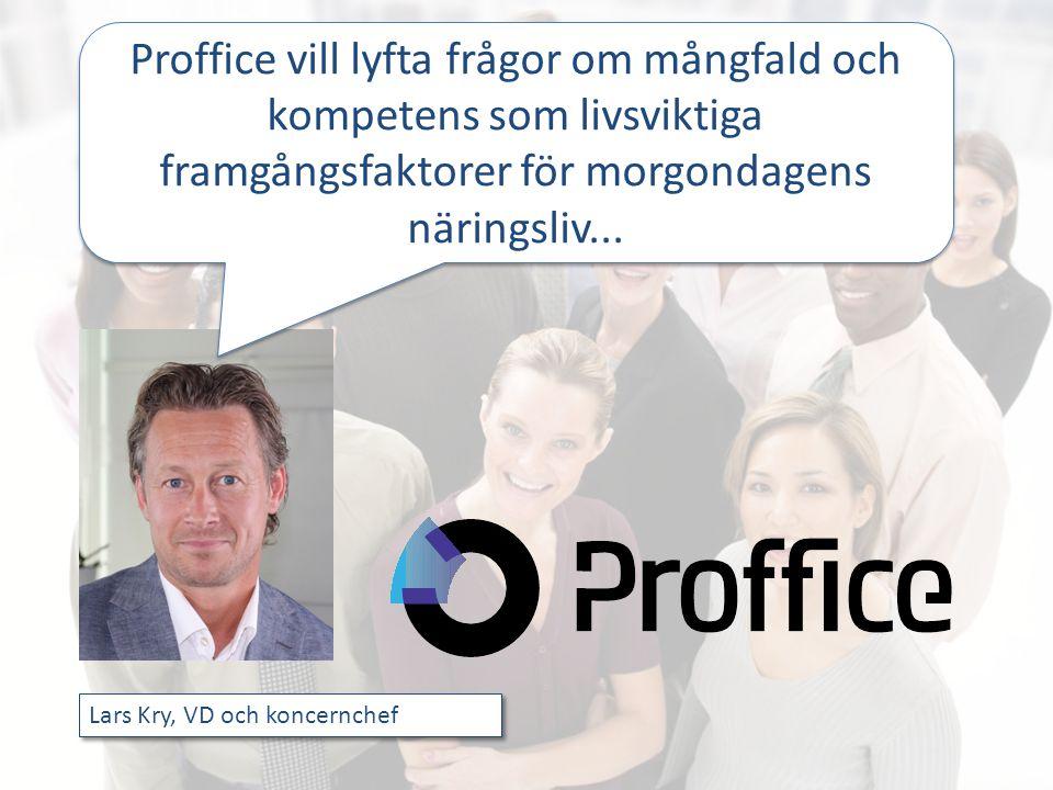 Christina Hallberg, HR-direktör Ett mångfaldsinriktat agerande är en strategiskt viktig faktor i konkurrensen om kvalificerad arbetskraft...