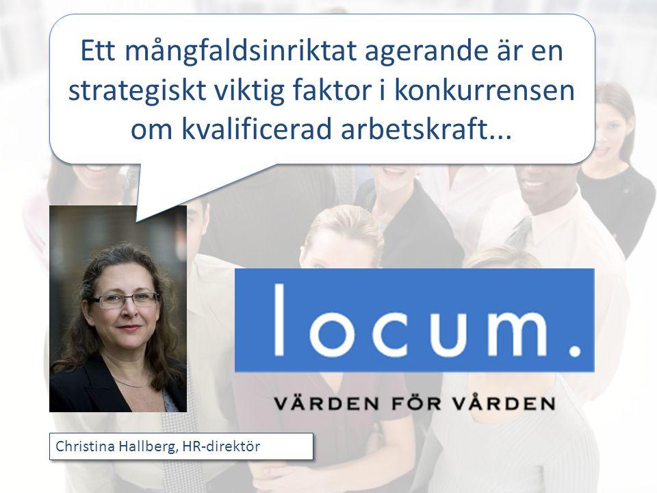 Azita Shariati, Sverigechef/Vice VD Mångfald skapar förutsättningar för ökad kreativitet, större trivsel och ett arbetsplatsklimat som är öppnare och mer tolerant…