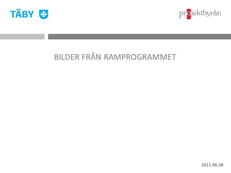 2011-06-28 BILDER FRÅN RAMPROGRAMMET
