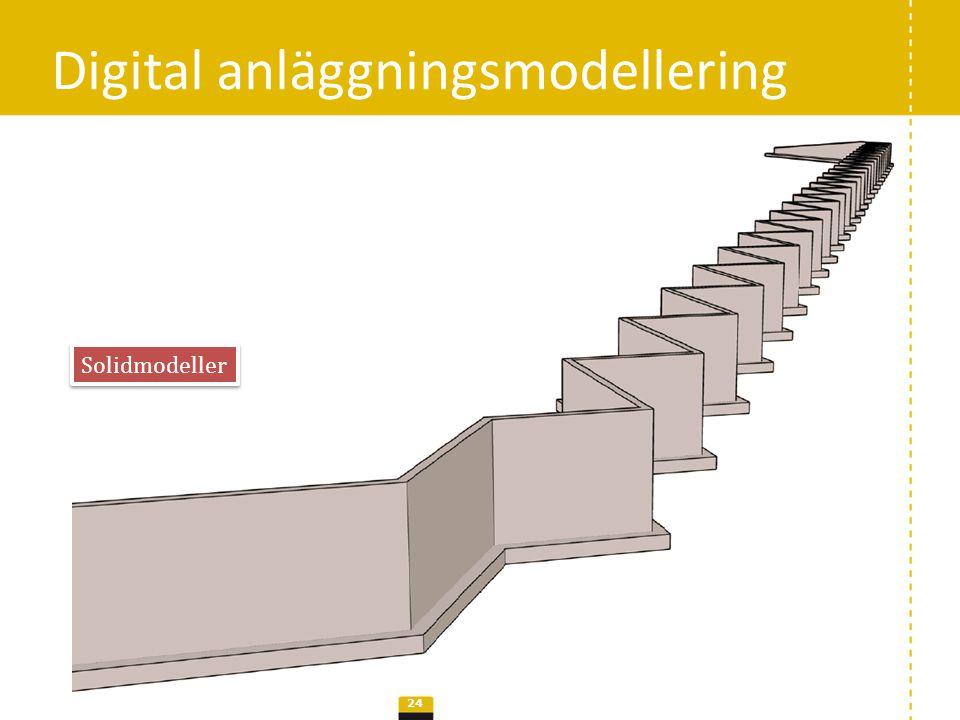 Digital anläggningsmodellering 25