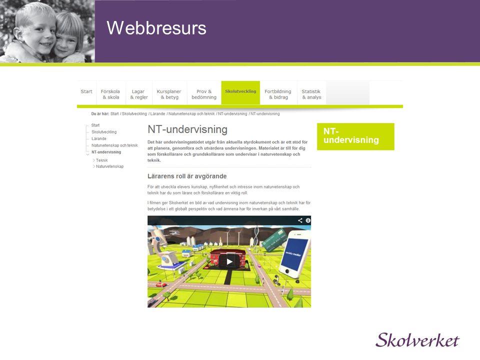 Webbresurs