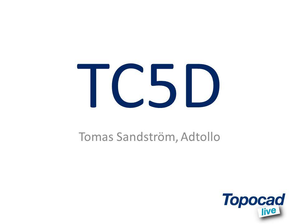 TC5D Tomas Sandström, Adtollo