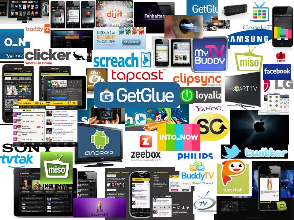  Social TV är just nu det hetaste området på den Amerikanska venture capital marknaden  De stora aktörerna har börjat öppna plånböckerna - Google venture har investerat 4 miljoner dollar i GoMiso (Check in) - Yahoo har köpt IntoNow (Check in) för 30 miljoner dollar - BskyB har investerat 15 miljoner dollar i ZeeBox (Check in) - GetGlue (Check in) tog in 12 miljoner dollar i andra investeringsrundan från RHO Ventures och den första gav 6 miljoner dollar, från VenturesTimeWarner, RRE Ventures, and Union Square Ventures Aktiviteter inom social TV