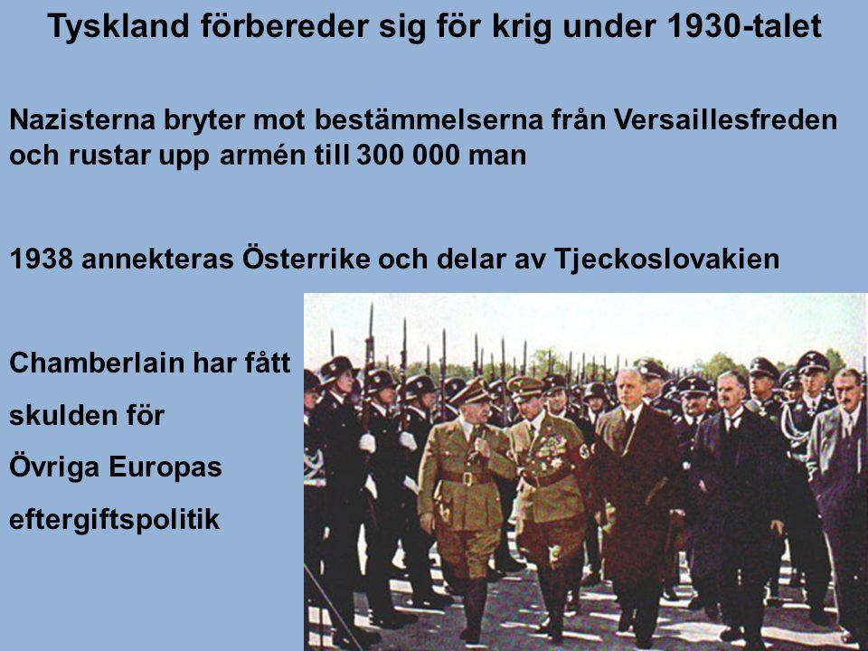 8 maj 1945 kapitulerar Tyskland Adolf Hitler tar sitt liv 30 april samma år