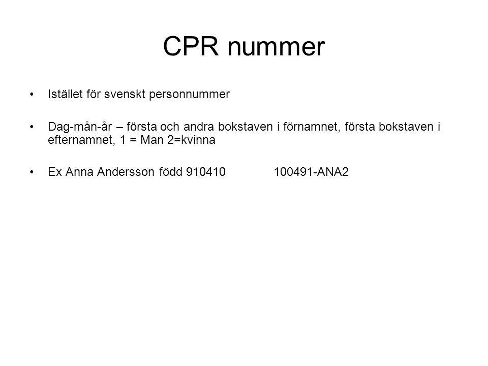 Psykologi Köpenhamn Universitet •Danska A= SvB Engelska B= En C Ma B =Ma C Hi A eller Sh A (Godkända betyg) •Kvotgrupp 1 10,9(19,87)(IB43) •Standby 10,7(19,85)(IB43)